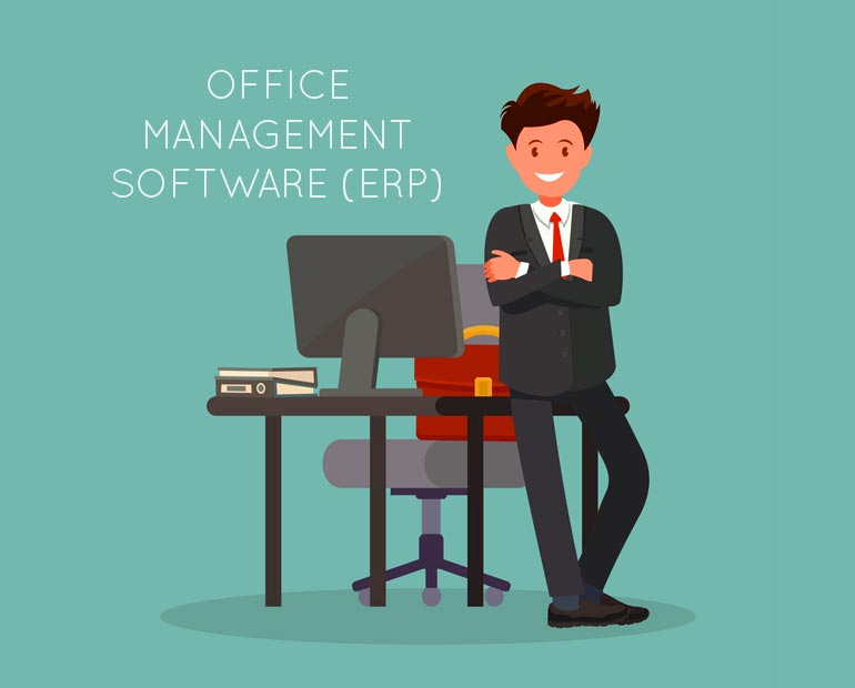 Office Management Software (ERP)